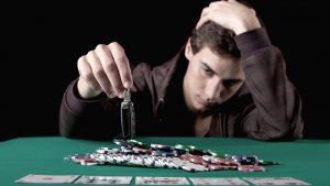 赌场成瘾者